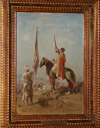 Standard Bearer - G Washington