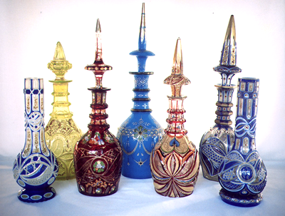 Turkish Bohemian glass